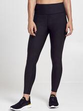 Glitter Leggings, Black, large