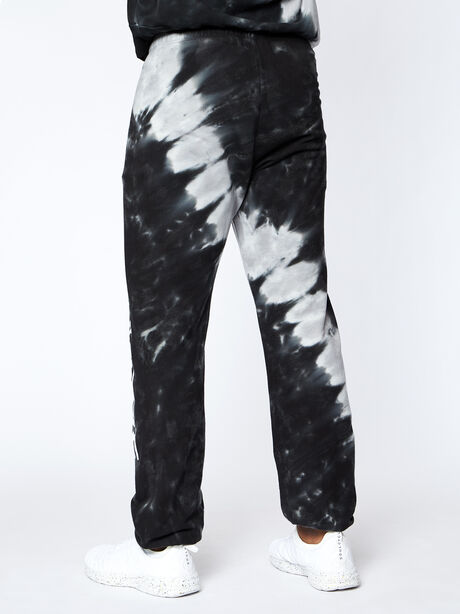 All Studio Sweatpants, Tie Dye/Black, large image number 2