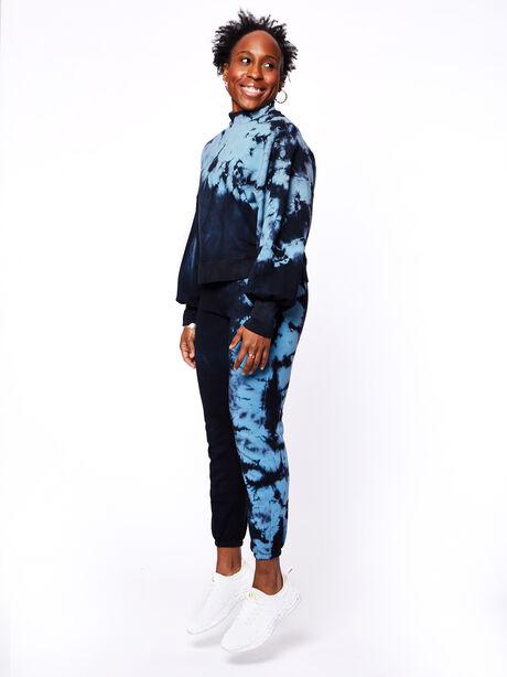 Vendimia Jogger Balboa Blue/Onyx, Black/Blue, large image number 5