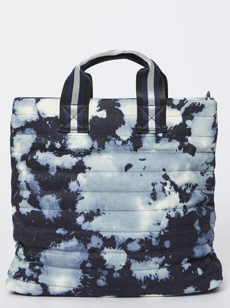 The Editor Bag, Denim Tye-Dye, large image number 0