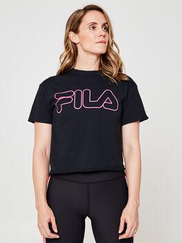 Diva T-shirt, Black, large