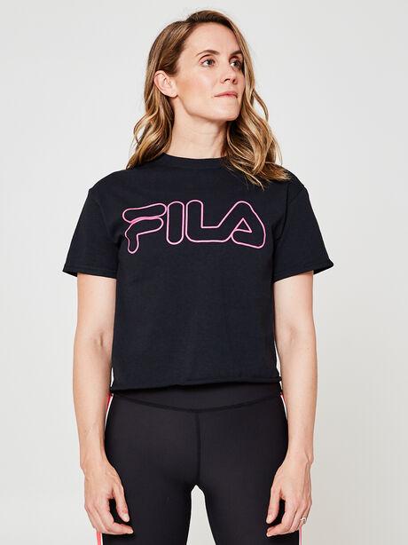 Diva T-shirt, Black, large image number 0