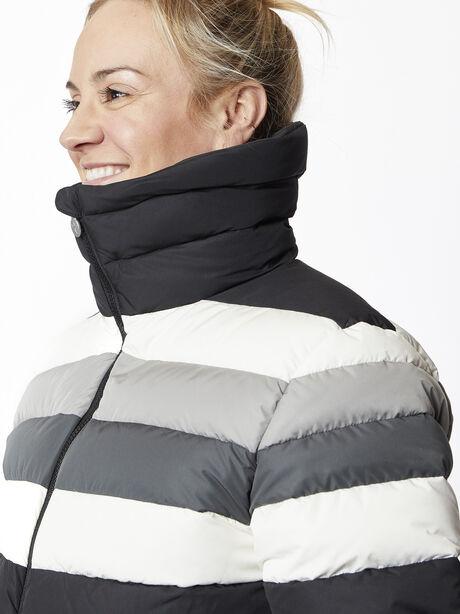 Queenie Jacket, Black/Grey/White, large image number 2