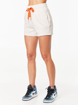 The Knock Out Short Short Oatmeal, Oatmeal, large