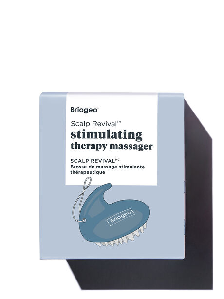 Scalp Revival™ Stimulating Therapy Massager, Clear, large image number 2