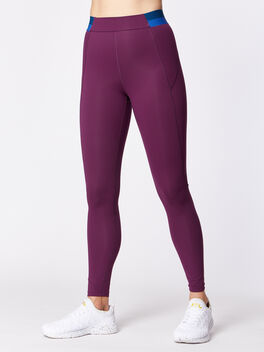 Spar Legging, Blackberry Wine, large
