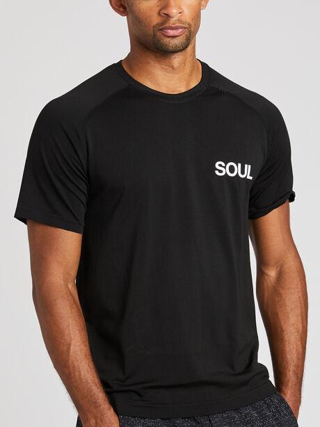 Core Metal Vent SS w/ Soul, Black, large image number 0