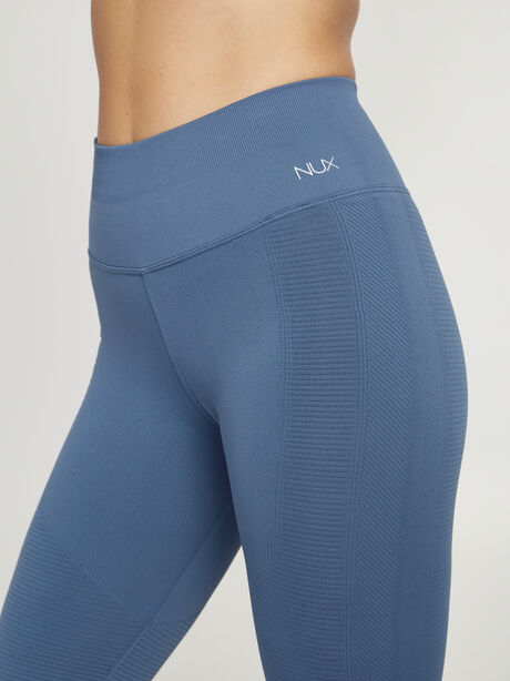 Steely Skies One By One Leggings, Blue, large image number 1