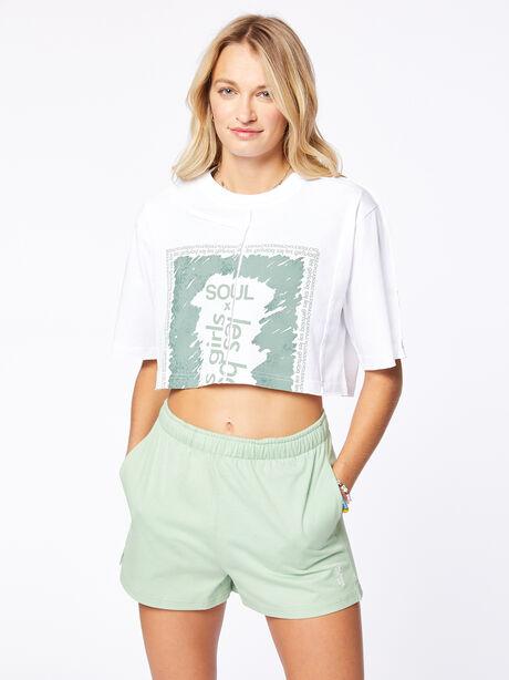 Cotton Short Mistletoe, Green, large image number 3