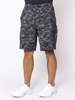 Pace Breaker Short London, Variegated Mesh Camo Black, large