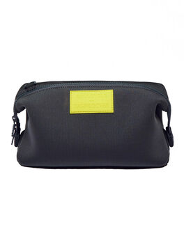 EXCL HUNTER COSMETIC CASE, Ebony, large