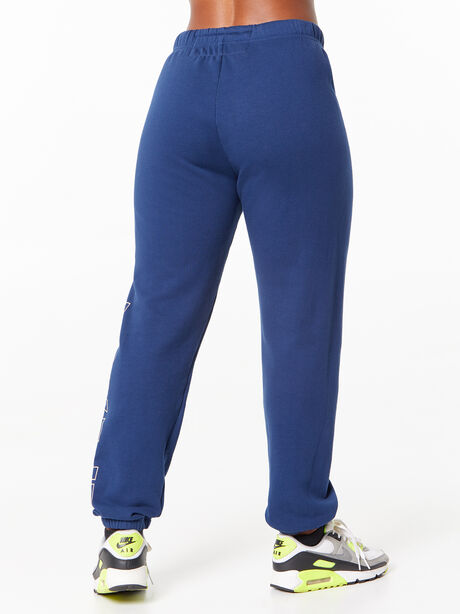 The Bender Ankle Sweatpant Insignia Blue, Blue, large image number 3