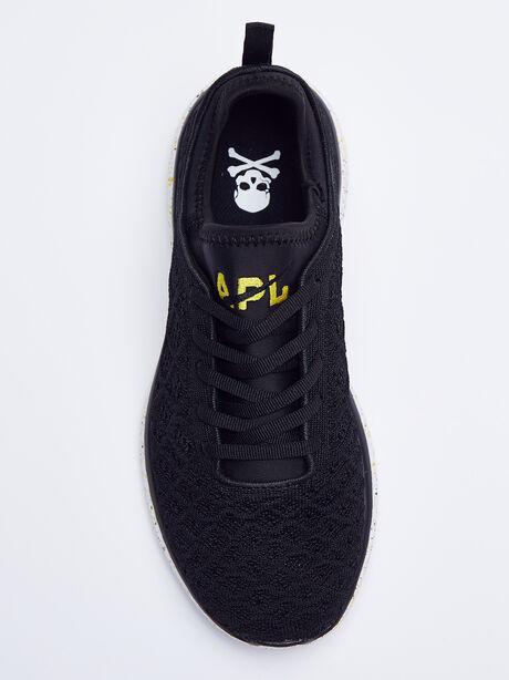 Women's TechLoom Phantom Black Sneaker, Black, large image number 2
