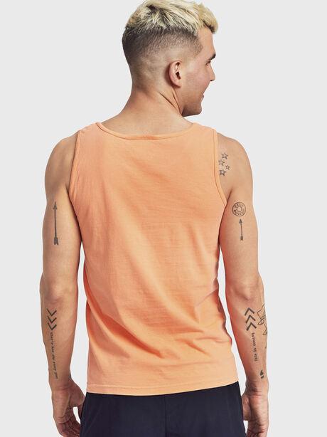 Pride Orange Tank Top, Orange, large image number 2