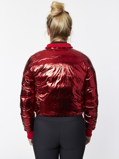 Star Jacket, Red/White, large image number 6