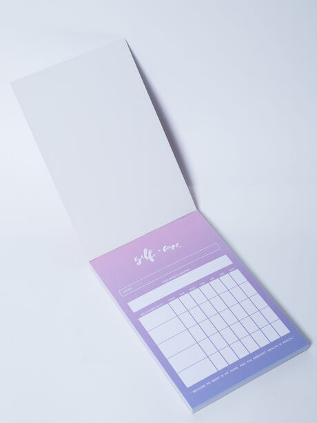 Self-Care Notepad, Pink, large image number 2