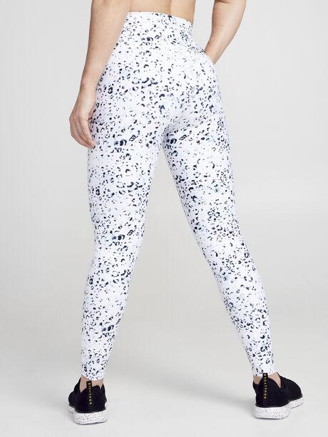 Snow Leopard Leggging, Black/White, large image number 2