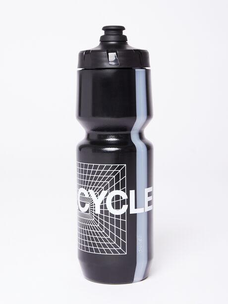 26oz Purist Water Bottle, Black, large image number 2