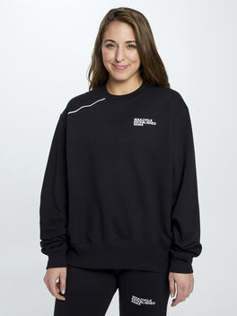 Mantra Derek Sweatshirt, Black, large