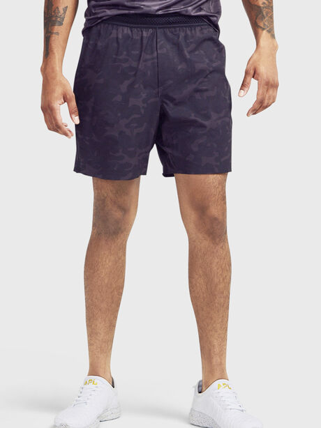 Camo Shorts, Black Camo, large image number 0