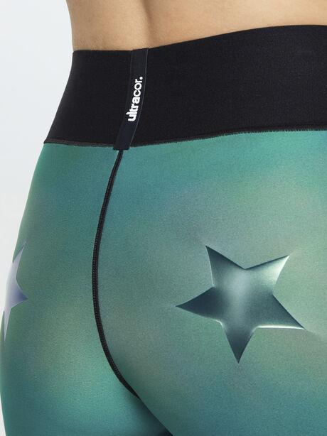 Ultra High-Rise Hypercolor Legging Blue/Green, Blue/Green, large image number 2
