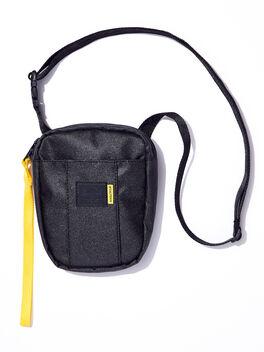 Crossbody Bag, Black, large