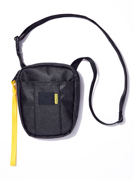 Crossbody Bag, Black, large image number 0