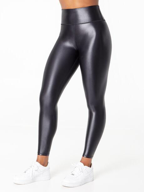 Podium Cire Legging Black, Black, large image number 0
