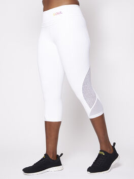 """Twist And Train Crop 19"""" White, White, large"""