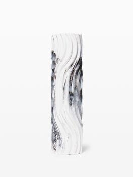 Double Roller Black/White, Black/White Marble, large