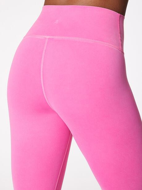 Mineral Wash High-Rise Milestone Legging Carmine Rose, Pink, large image number 1