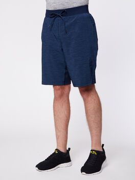 "T.H.E. Short 9"" Lined, Navy/Black, large"