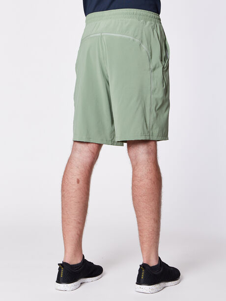 """Pace Breaker Short 9"""" Lined, Willow Green, large image number 1"""