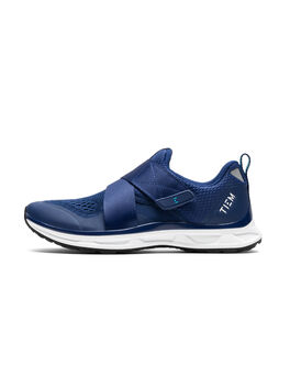 Slipstream Women's Cycling Shoe, Navy, large