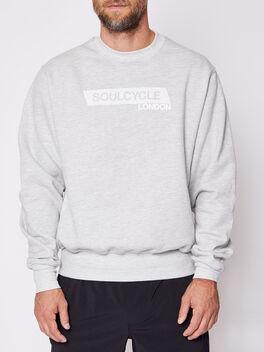 Derek London Sweatshirt, London Soho, large