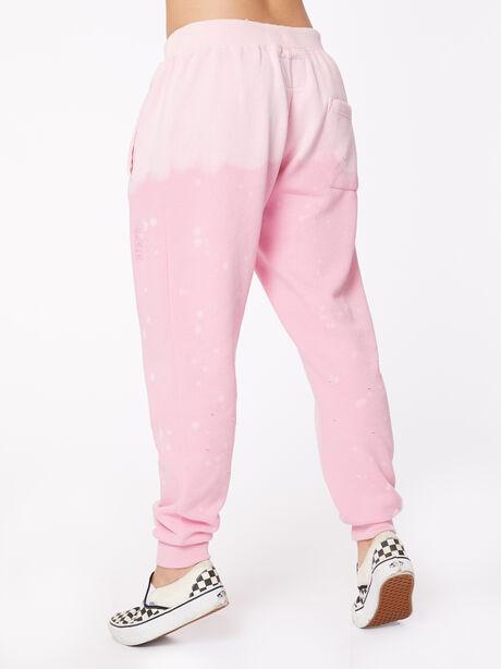 Acid Wash BHH Sweatpant Pink, Pink, large image number 2