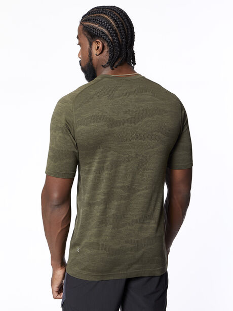 Metal Vent Tech Short Sleeve 2.0, Dark Olive/Armory, large image number 2