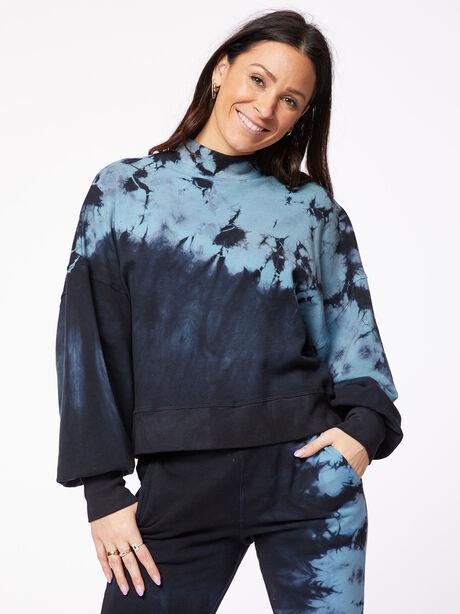 Dakota Pullover Balboa Blue/Onyx, Black/Blue, large image number 0