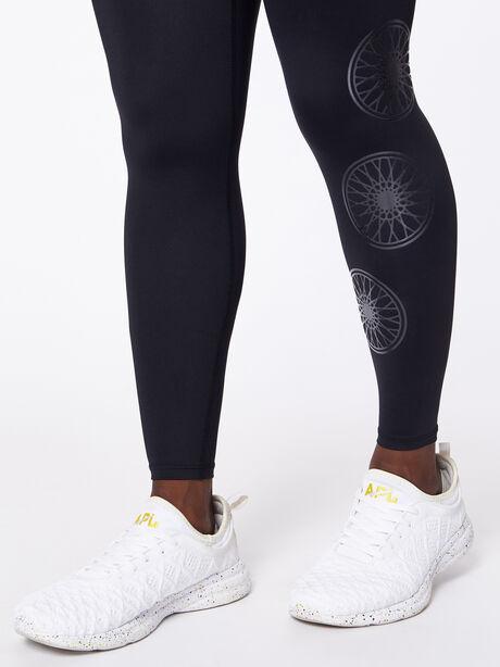 Milestone High-Rise Legging 7/8 Black, Black, large image number 1