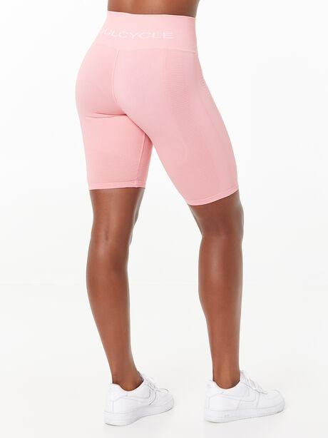 One by One Bike Short Sugar Rose, Pink, large image number 2