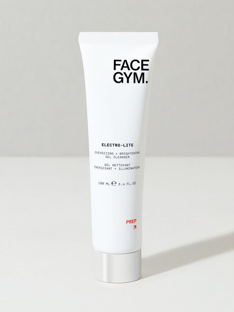 Electro-Lite Gel Cleanser, White, large image number 0