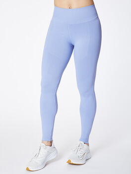 One By One High-Rise Legging Periwinkle, Periwinkle, large