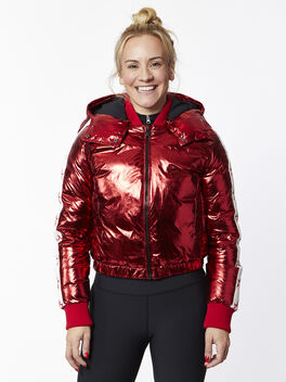 Star Jacket, Red/White, large