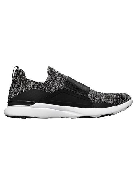 TechLoom Bliss Sneakers, Black/White, large image number 0
