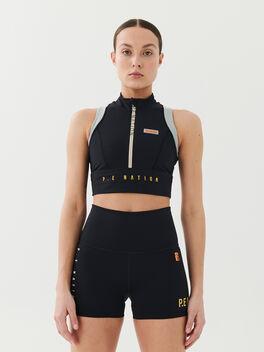Rotation Sports Bra Black, Black, large