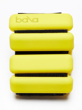 Exclusives 1 Lb Bangles Yellow, Yellow, large