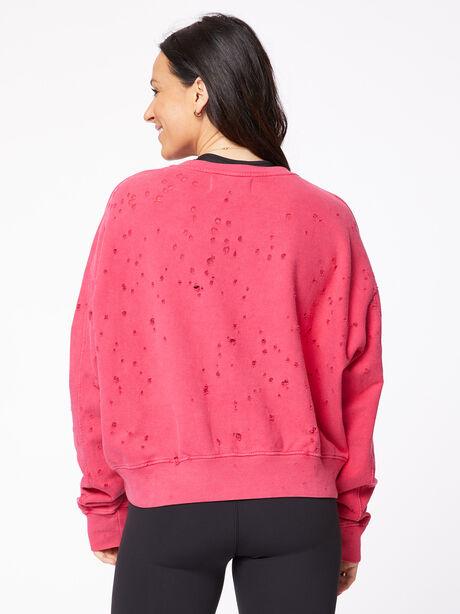 Mattie Sweatshirt Love Potion Pink, Red, large image number 3