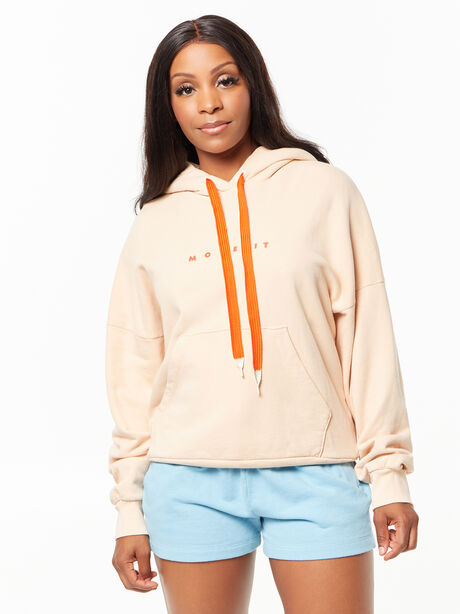 The Whip It Hoodie Apple Blossom, Off White, large image number 0