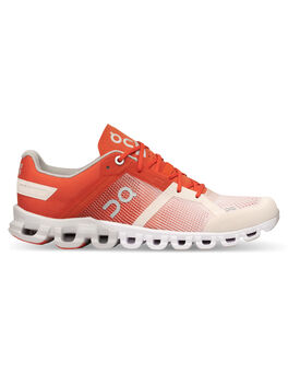 Cloudflow 2.0 Womens Rust/Rose, Red/White, large