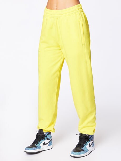 Exclusive Loose Fit Jogger Yellow, Yellow, large image number 1